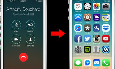 phonehome 400x240 - PhoneHome: Quay lại HomeScreen sau khi ngừng cuộc gọi