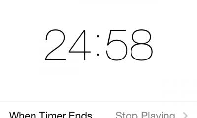 timer stop playing 3 400x240 - Mẹo hẹn giờ tắt nhạc hay video trên iPhone