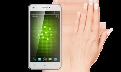 """wave to unlock 400x240 - """"Tuyệt chiêu"""" vẫy tay để tắt mở màn hình Android"""