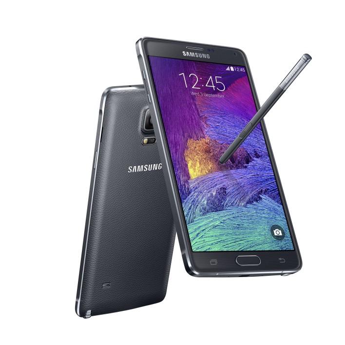 SS - Galaxy Note 4: Không nhiều đột phá