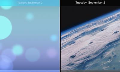 classiclockscreen 1 400x240 - ClassicLockScreen: Thay đổi giao diện màn hình khóa iPhone