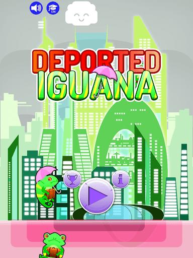 """deported iguana 1 - Deported Iguana: Điều động lực lượng """"giúp"""" cá sấu"""