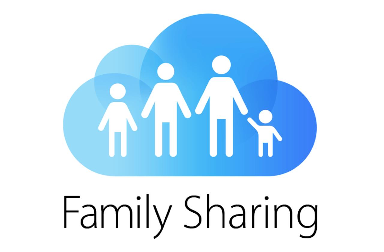 family sharing - Tìm hiểu tính năng Family Sharing trên iOS 8