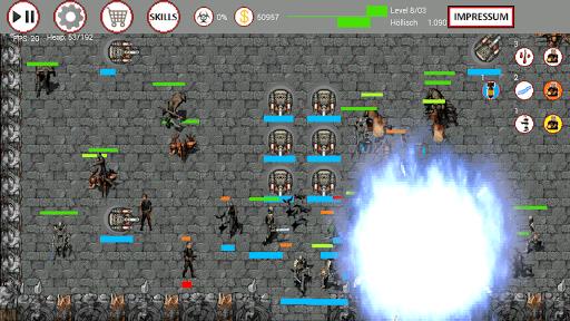hero 2 - Hero Tower Defense TD: Game chiến thuật phòng thủ trên Android