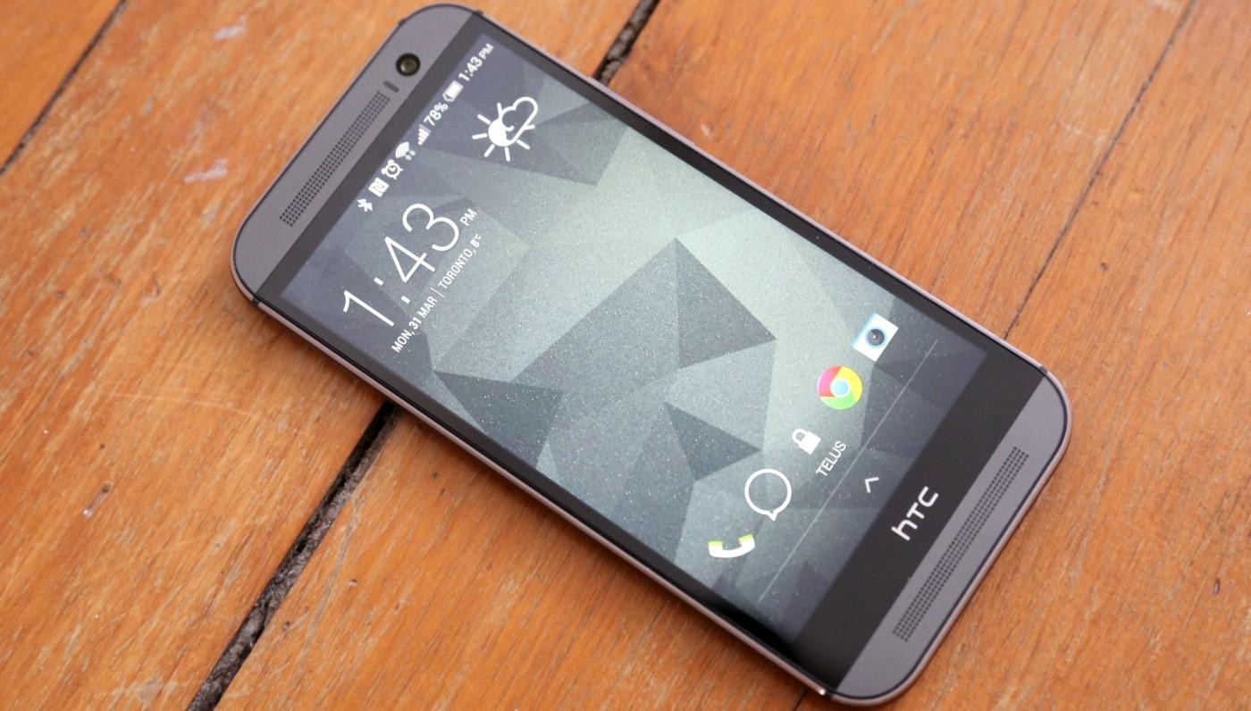htc one m8 - HTC tăng gấp đôi dung lượng Google Drive cho người dùng mới