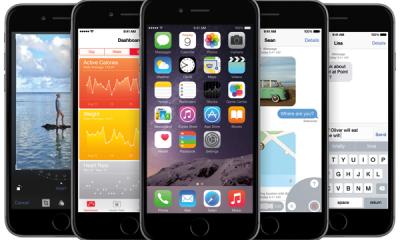 ios 8 400x240 - Cẩn thận với lỗi mất dữ liệu iWork và iCloud Drive trên iOS 8