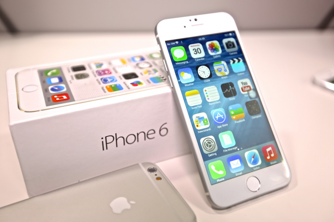 iphone 6 - Giá iPhone 6 giảm không phanh