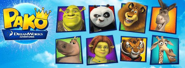 pako king - Giải đố cùng các nhân vật hoạt hình quen thuộc