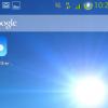 sky weather 100x100 - Kho hình nền thời tiết đẹp cho Android