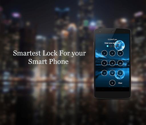 smartphonelock - Tự thay đổi mật khẩu Android với Smart Phone Lock