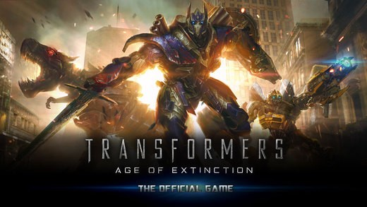 Transformers: Age of Extinction ra bản cập nhật mới