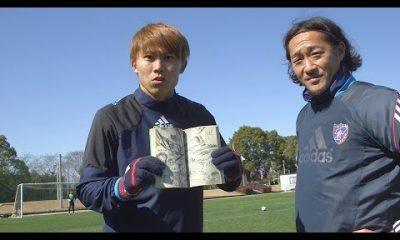 tsubasa super shoot 400x240 - Cầu thủ Nhật sút như Subasa