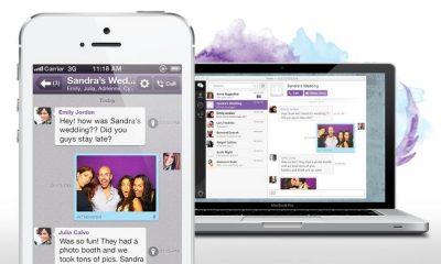 viber 400x240 - Viber đã hỗ trợ gọi video trên iPhone