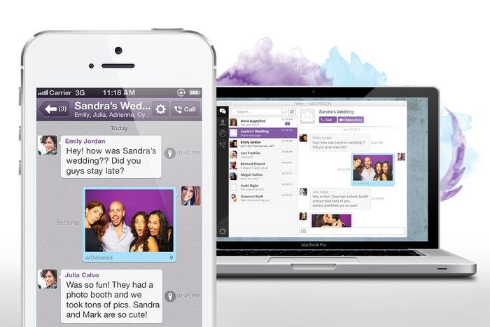 Viber đã hỗ trợ gọi video trên iPhone