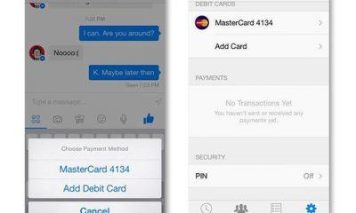Facebook Messenger payments 2 400x240 - Facebook Messenger sắp bổ sung tính năng chuyển tiền trực tiếp