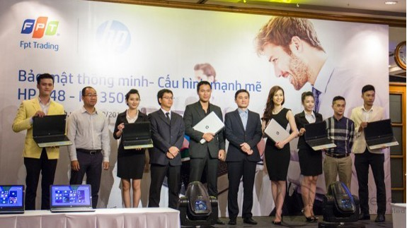 HP 248 - HP 248, HP 350: Bộ đôi laptop bình dân, tích hợp bảo mật vân tay