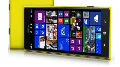 Lumia 1520 - Lumia 1520 tiếp tục giảm giá, còn 8,9 triệu đồng
