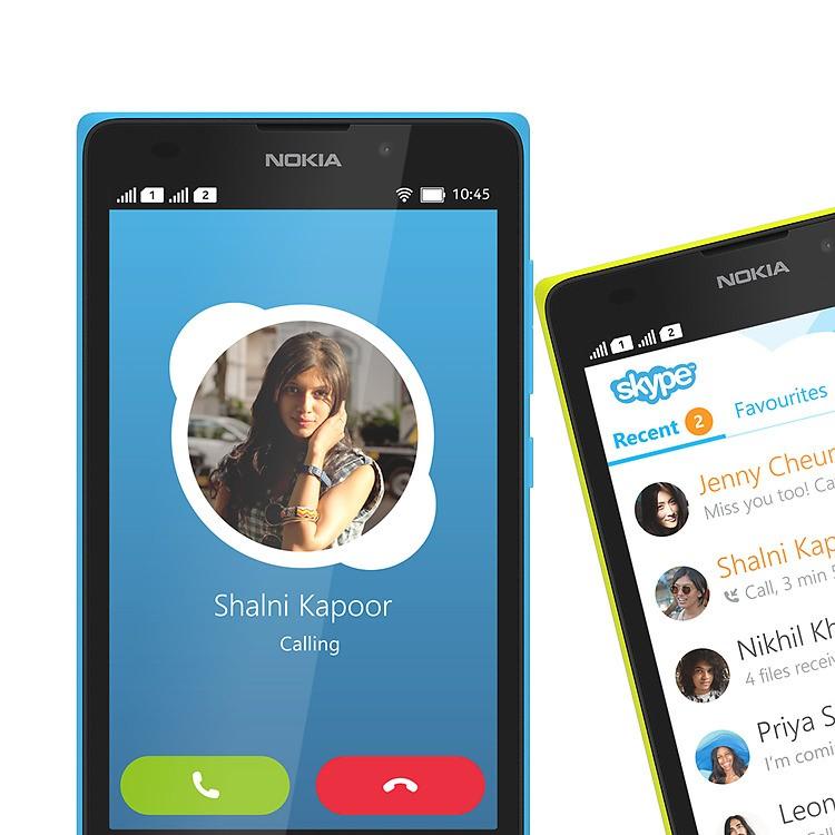 Nokia Lumia Skype Gift - Miễn phí 3 tháng cuộc gọi Skype khi mua Lumia