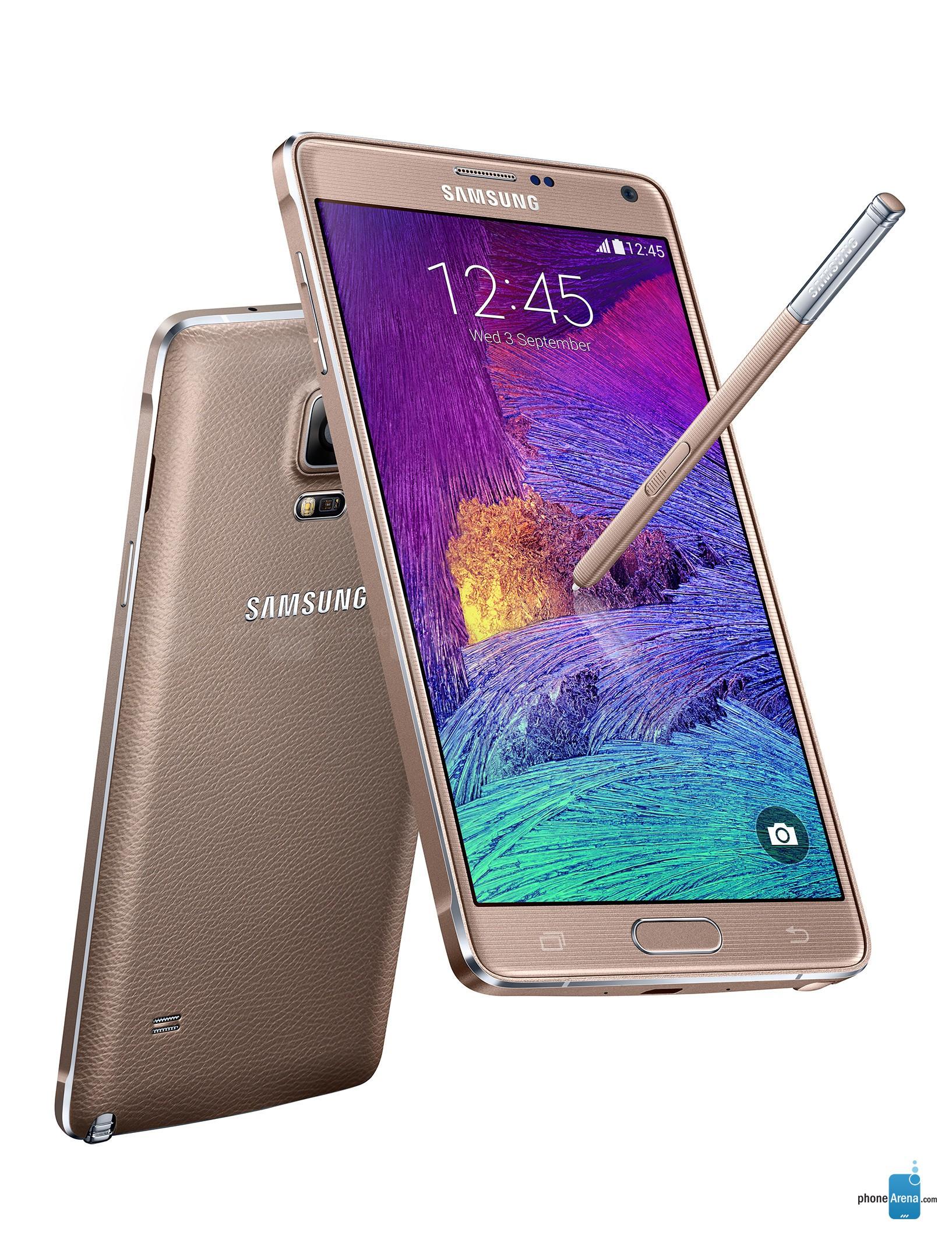 Samsung Galaxy Note 4 9 - Samsung Galaxy Note 4  bán ra tại VN, giá 18 triệu đồng
