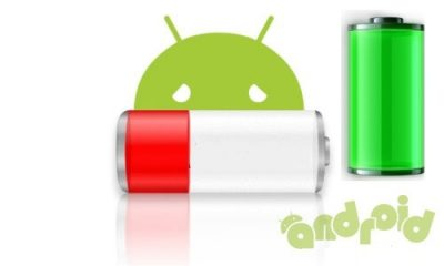 """android battery 2 400x240 - Easy Battery Saver: Kéo dài """"tuổi thọ"""" pin Android"""