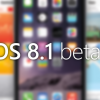 ios 8.1 100x100 - Cái nhìn đầu tiên về phiên bản iOS 8.1 beta