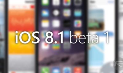 ios 8.1 400x240 - Cái nhìn đầu tiên về phiên bản iOS 8.1 beta