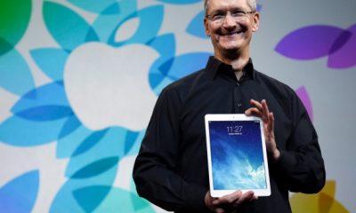ipad air 21 400x240 - Tìm hiểu iPad Air 2 và iPad Mini 3