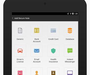 lastpass 3 288x240 - Ứng dụng LastPass cho phép chia sẻ mật khẩu?
