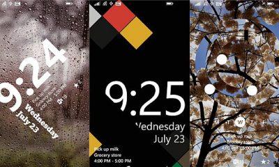 live lock screen 400x240 - Thay màn hình khóa tuyệt đẹp trên Windows Phone
