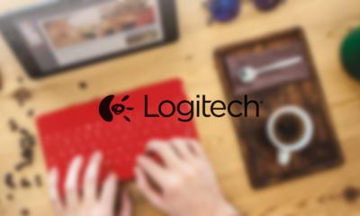 logitech 400x240 - Ba bộ bàn phím của Logitech cho iPad Air 2