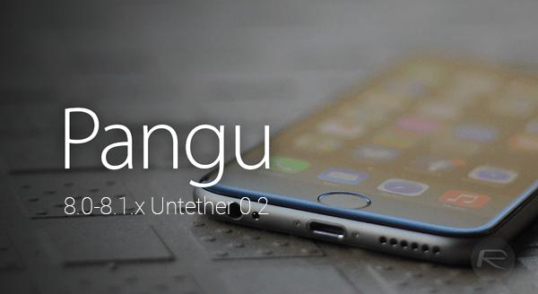 pangu 0.2 1 - Pangu8 cập nhật phiên bản mới, tích hợp Cydia