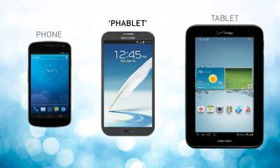 phablet 1 400x240 - Phablet và giới hạn màn hình smartphone