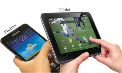 phablet tablet 1 400x240 - Cuộc chiến tablet và smartphone màn hình lớn