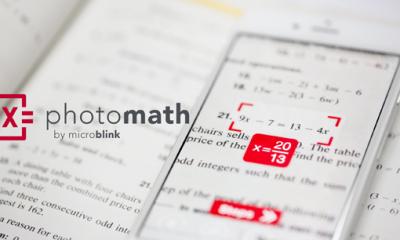 """photomath 400x240 - """"Siêu ứng dụng"""" giải toán gây sốt"""