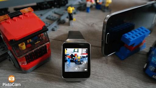 pixtocam - Những ứng dụng thú vị dành cho Android Wear