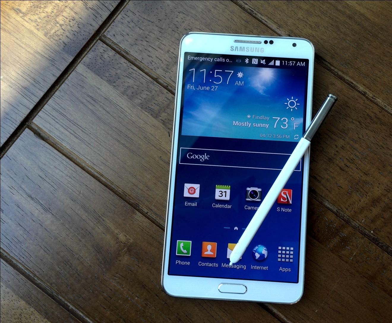 samsung galaxy note 4 - Samsung chính thức trả lời về lỗi khe hở trên Galaxy Note 4
