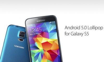 samsung galaxy s5 lollipop 400x240 - Galaxy S5 được lên Android 5.0 vào tháng 12