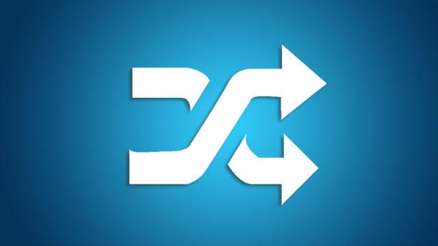shuffle - CCShuffle: Thêm nút phát ngẫu nhiên hay phát lại bản nhạc