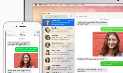 sms relay 400x240 - iOS 8.1 có gì mới?