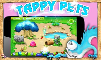 tappy pets 11 400x240 - [Game Việt] Tappy pets - Bắt sâu bọ