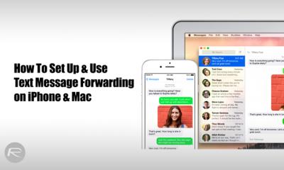 text message forwarding 8.1 1 400x240 - Hướng dẫn sử dụng SMS Forwarding trên iOS 8.1