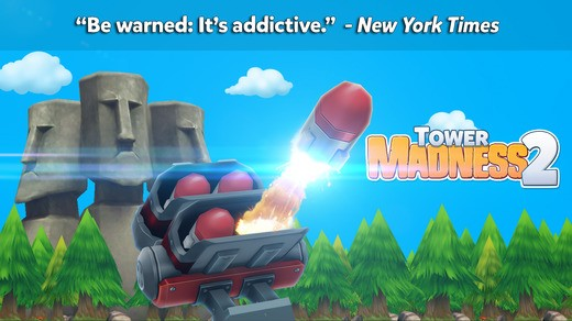 tower madness 2 1 - Tải ngay game tháp phòng thủ Tower Madness 2 miễn phí