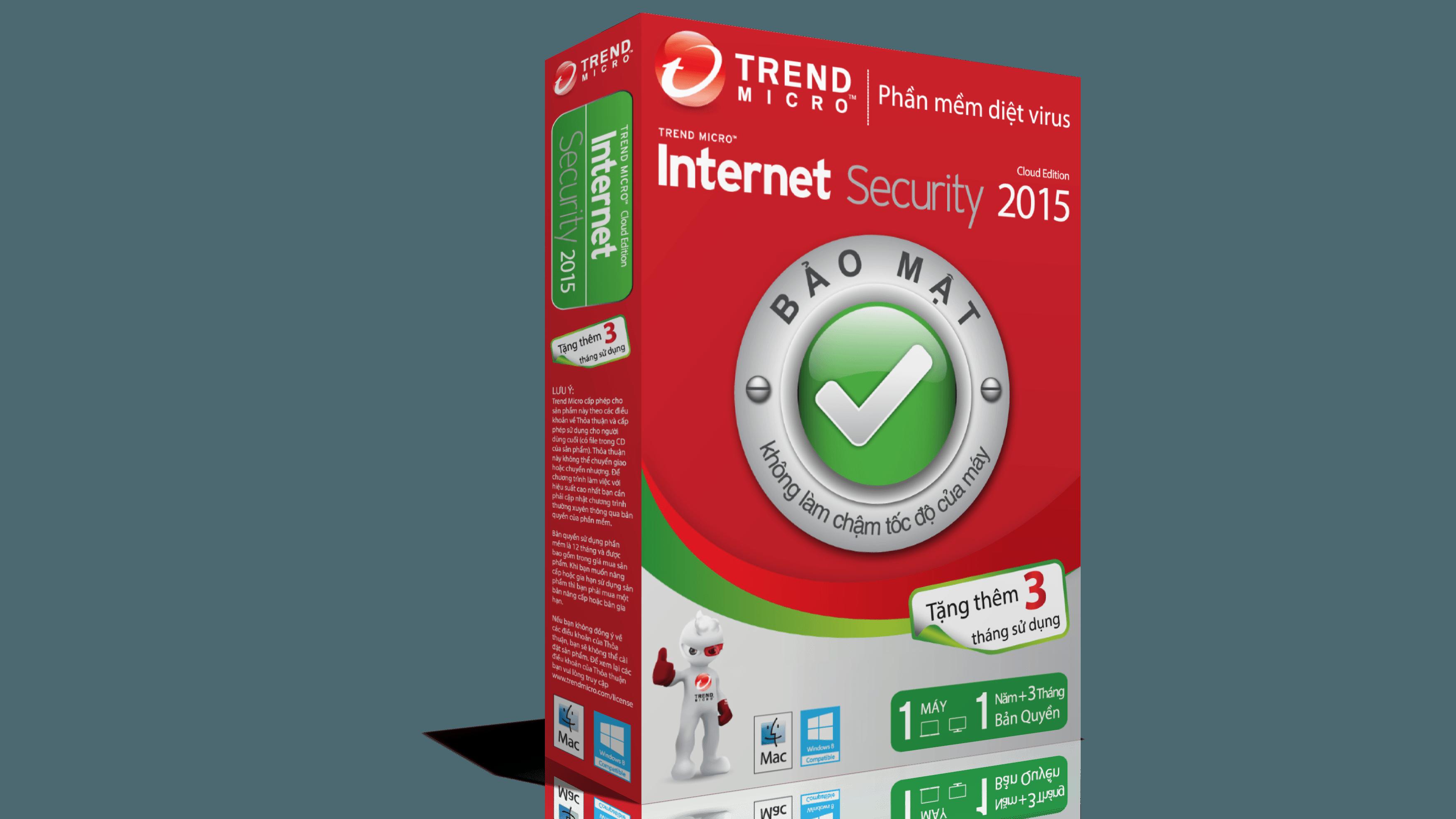 trend micro 2015 - Đã có Trend Micro phiên bản 2015