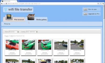 wifi transfer 400x240 - WiFi File Transfer - Chia sẻ file trên Android qua Wi-Fi