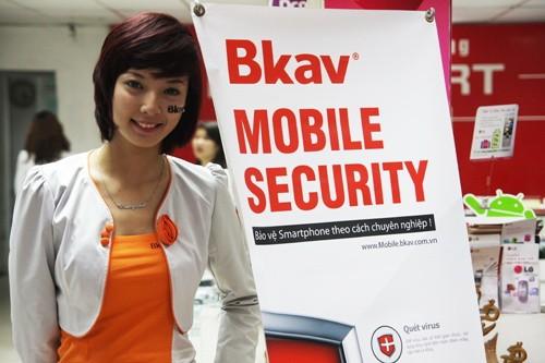 BkavMobileSecurity1 - Thuê bao di động Viettel có thể mua Bkav Mobile Security qua SMS