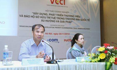 Hoi thao Xay dung Phat trien Thuong hieu va Bao ve so hu tri tue VCCI 400x240 - Doanh nghiệp Việt nên xây dựng và đầu tư vào nhận diện thương hiệu trực tuyến