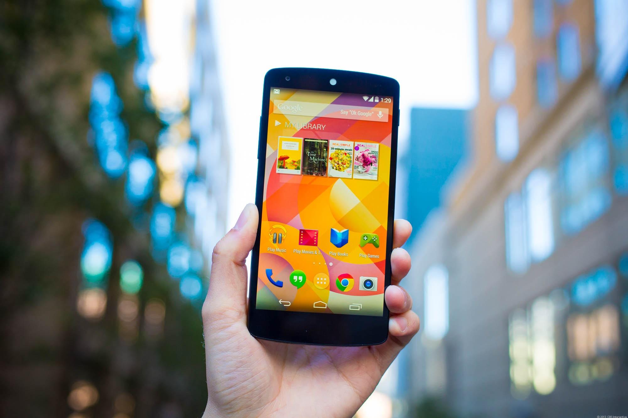 android 5.0 loi den led - Lỗi đèn flash nháy trong Android 5.0 ảnh hưởng cả Nexus 4 và 5