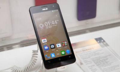 asus zenfone 400x240 - Toàn bộ ASUS Zenfone sẽ được nâng cấp lên Android 5.0