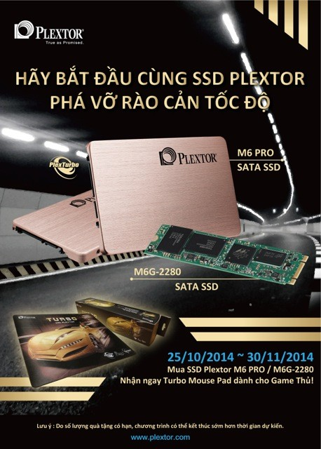 """image0013 - Chương trình khuyến mãi """"Mua SSD nhận mouse pad cho game thủ"""" của Plextor"""