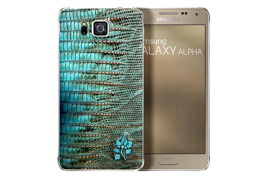 LG Fx0 - Samsung sẽ sản xuất Galaxy Alpha bản đặc biệt